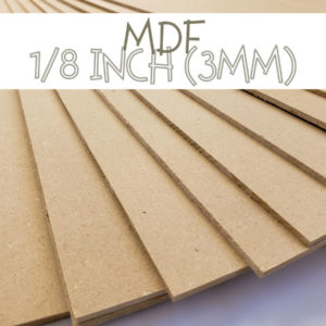 """MDF 1/8 inch eighth"""""""