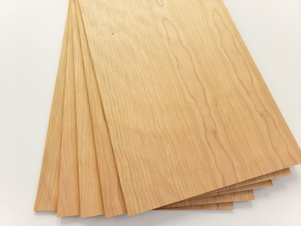 Cherry Plywood 1/4 Inch