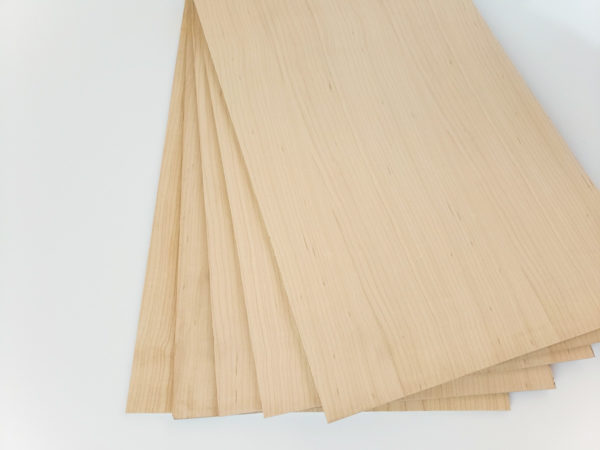 Maple Plywood 1/4""