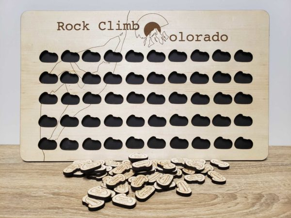 Rock Climb Colorado Routes