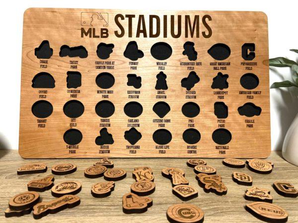 MLB stadium field tracking