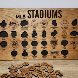 MLB Major League Baseball Stadiums