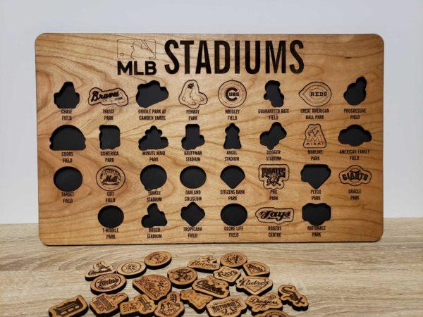 MLB Major League Baseball Stadiums