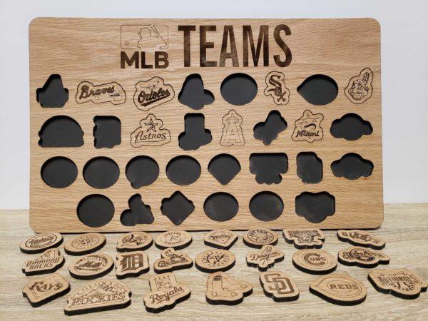 MLB Major League Baseball Teams