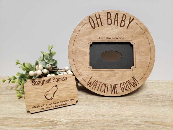 pregnancy baby size fruit tracker