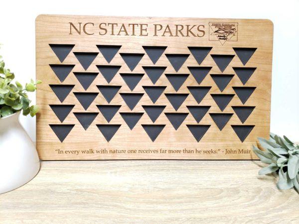 NC Parks Tracker
