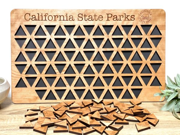 State parks of California board