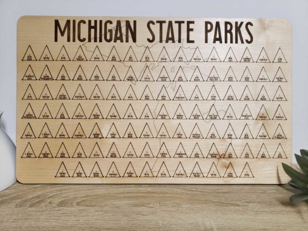 MI State Parks Tracking