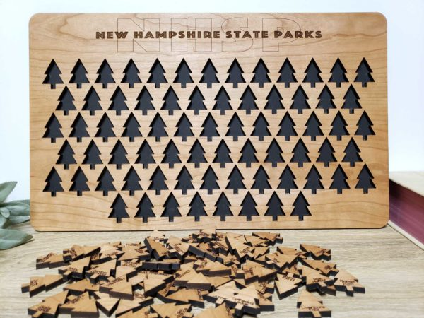 NH State Parks Tracker