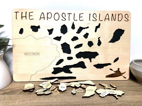 Apostle Islands Kayaking